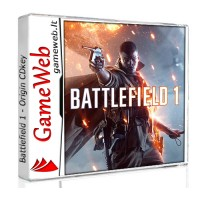 Battlefield 1 Revolution Edition - Origin CDkey EU