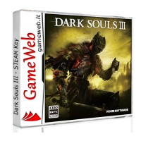 Dark Souls 3 EU - STEAM CDkey