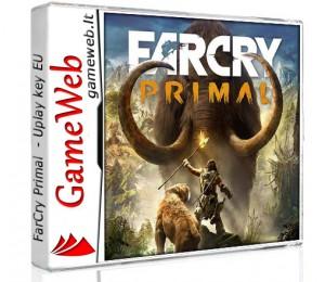 Far Cry Primal - Uplay key
