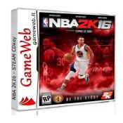 NBA 2K16 - STEAM CDkey