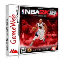 NBA 2K16 - STEAM CDkey