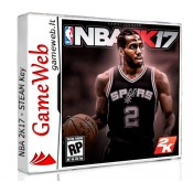 NBA 2K17 - STEAM Key