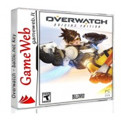 Overwatch Game of the Year Edition - battle.net key