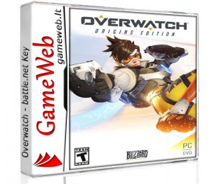 Overwatch Origins Edition - battle.net key