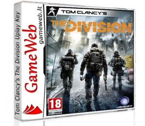 Tom Clancy's: The Division EU - Uplay key