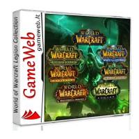 World of Warcraft Legion Collection + 30d. battle.net CDkey EU