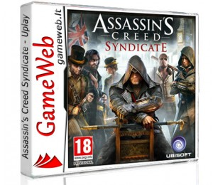 Assassin's Creed: Syndicate EU