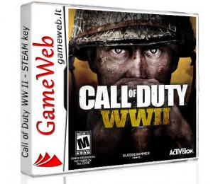 Call of Duty WW II - STEAM CDkey