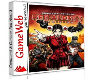 Command & Conquer Red Alert 3 Uprising - Origin CDkey
