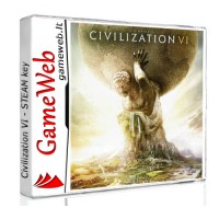 Civilization VI Deluxe Edition - STEAM CDkey