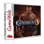 Cossacks 3 EU - STEAM CDkey