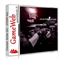 Counter Strike Global Offensive - STEAM CDkey