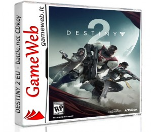 Destiny 2 EU - battle.net CDkey