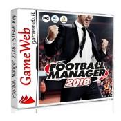 Football Manager 2018 EU - STEAM CDkey