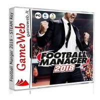 Football Manager 2018 Limited Edition - STEAM CDkey