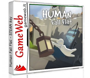 Human Fall Flat - STEAM CDkey