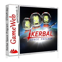 Kerbal Space Program - STEAM CDkey