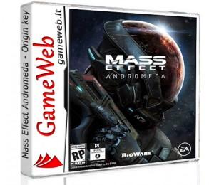 Mass Effect Andromeda - Origin CDkey