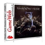 Middle Earth - Shadow of War - Steam CDkey