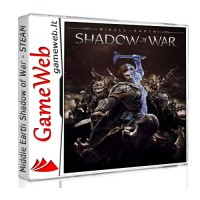 Middle Earth - Shadow of War - Steam CDkey