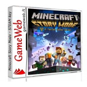 Minecraft Story Mode - A Telltale Games Series - STEAM CDkey