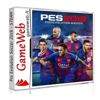 Pro Evolution Soccer 2018 - STEAM CDkey