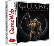 Quake Champions + Starter Pack Bonus - STEAM CDkey