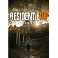 Resident Evil 7 Biohazard - STEAM CDkey