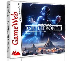 Star Wars Battlefront 2 - Origin key
