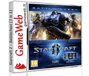 Starcraft 2 - Campaign Collection (3 in 1) - battle.net CDkey