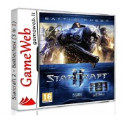 Starcraft 2 - Ultimate Collection (3 in 1) - battle.net CDkey