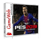 Pro Evolution Soccer (PES) 2019 - STEAM CDkey