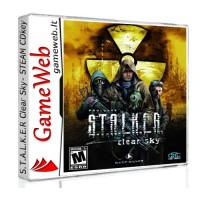 S.T.A.L.K.E.R. Clear Sky - STEAM CDkey