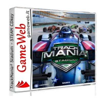 TrackMania² Stadium - STEAM CDkey