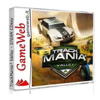 TrackMania² Valley - STEAM CDkey