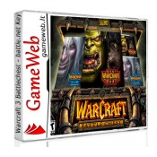 Warcraft 3 Collection Edition - battle.net CDkey