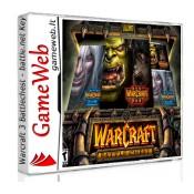 Warcraft 3 Collection Edition - battle.net CDkey