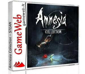 Amnesia Collection - STEAM CDkey