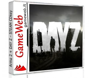 Arma 2 Combined Operations (Day Z) - STEAM CDkey