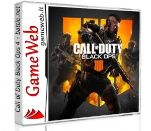 Call of Duty Black Ops 4 - battle.net CDkey