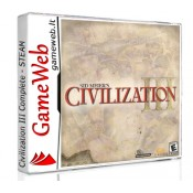 Civilization 3 Complete - STEAM CDkey
