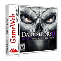 Darksiders II Deathinitive Edition - STEAM CDkey