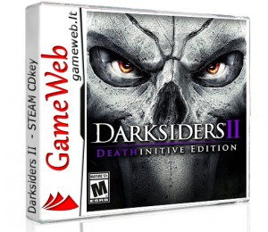 Darksiders II Deathinitive Edition - STEAM CDkey