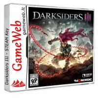 Darksiders III - STEAM CDkey