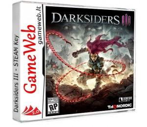Darksiders III - STEAM CDkey