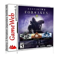 Destiny 2 Forsaken Legendary Collection - battle.net CDkey