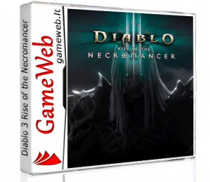 Diablo 3 Rise of the Necromancer - battle.net CDkey