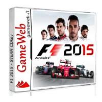 F1 2015 - STEAM CDkey