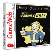 Fallout 4 - Game of the Year - STEAM Key