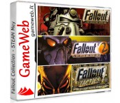 Fallout Classic Collection - STEAM Key